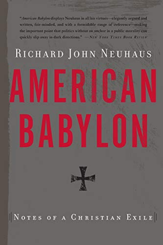 9780465020713: American Babylon: Notes of a Christian Exile
