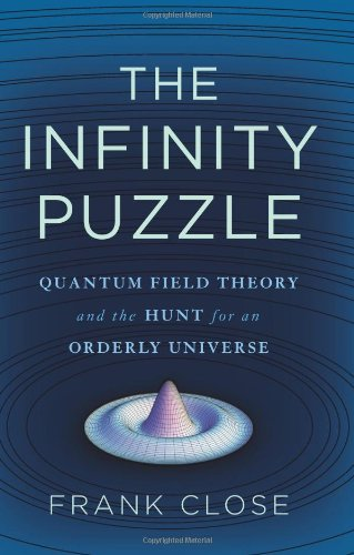 9780465021444: The Infinity Puzzle: Quantum Field Theory and the Hunt for an Orderly Universe