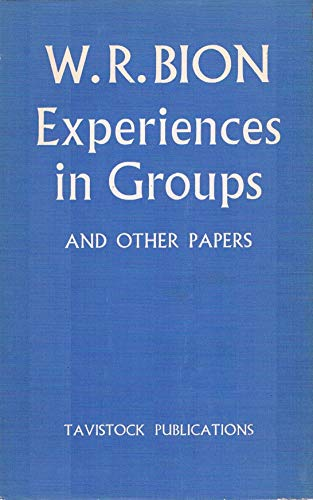 9780465021741: Experiences In Groups