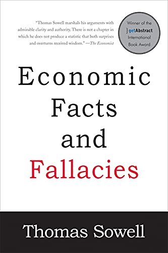 9780465022038: Economic Facts and Fallacies