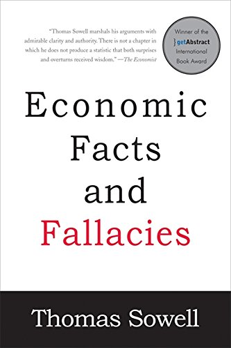 9780465022038: Economic Facts and Fallacies, 2nd edition