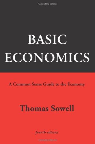 9780465022526: Basic Economics: A Common Sense Guide to the Economy