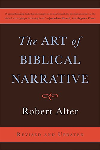 9780465022557: The Art of Biblical Narrative