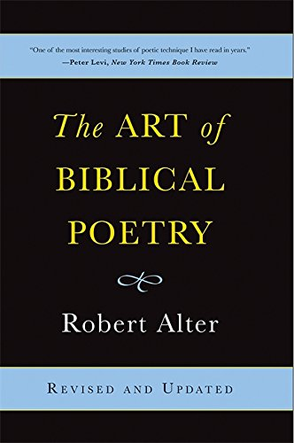 9780465022564: The Art of Biblical Poetry