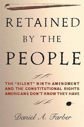 9780465022984: Retained by the People: The