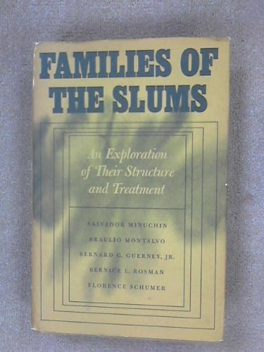 9780465023301: Families Of The Slums