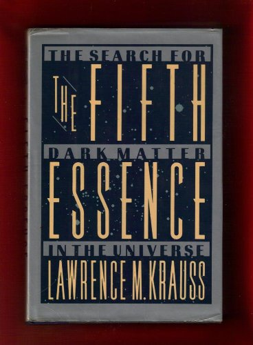 [signed] The Fifth Essence (Signed 1st Edition)