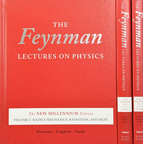 9780465023820: The Feynman Lectures on Physics, boxed set: The New Millennium Edition