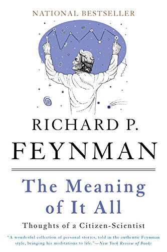 9780465023943: The Meaning of It All: Thoughts of a Citizen-Scientist