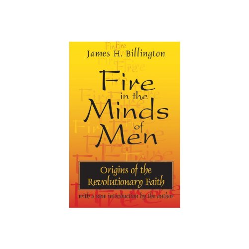 9780465024070: Fire in the Minds of Men: Origins of the Revolutionary Faith