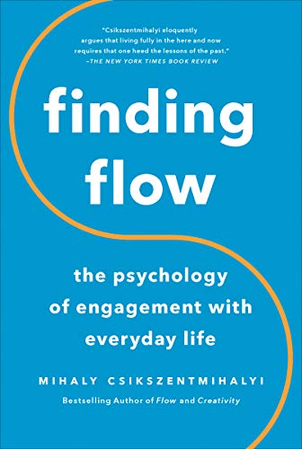 9780465024117: Finding Flow: The Psychology Of Engagement With Everyday Life (MasterMinds)