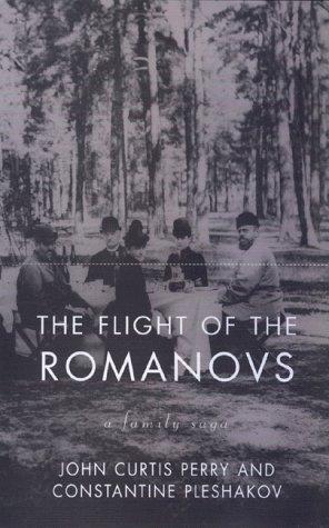 9780465024629: The Flight of the Romanovs