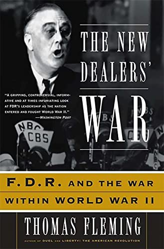 9780465024650: The New Dealers' War: FDR And The War Wi: FDR and the War Within World War II