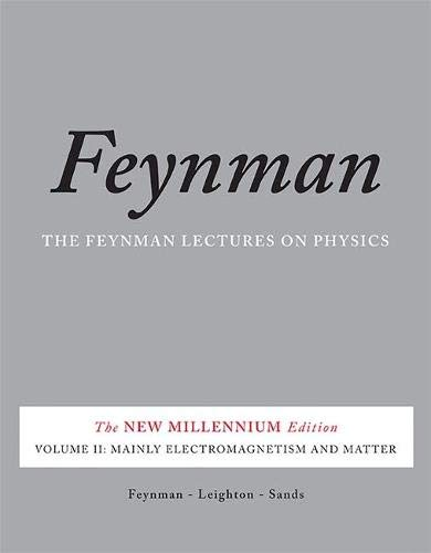 9780465024940: The Feynman Lectures on Physics: Mainly Electromagnetism and Matter: The New Millennium Edition: 2