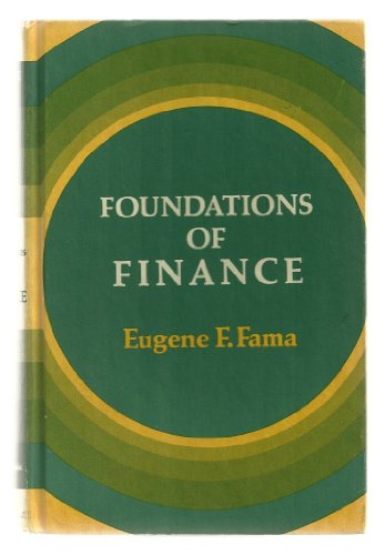 9780465024995: Foundations Of Finan