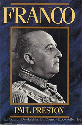 9780465025152: Franco: A Biography