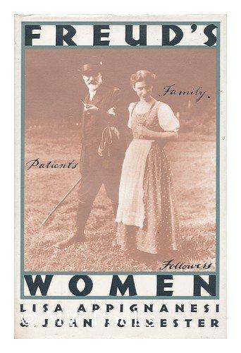 9780465025633: Freud's Women: Family, Patients, Followers