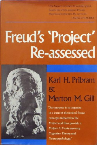 9780465025695: Freud's 'Project' Re-assessed: Preface to Contemporary Cognitive Theory and Neuropsychology