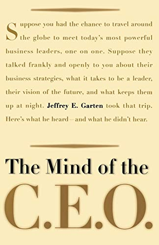 9780465026166: The Mind Of The CEO