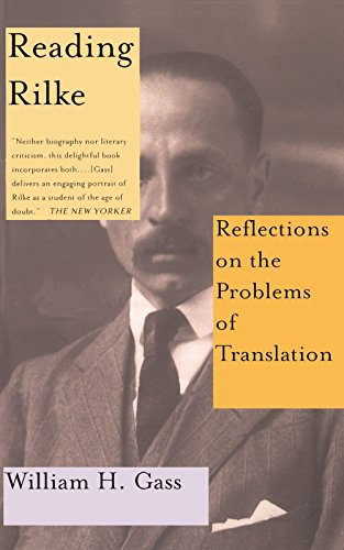 9780465026227: Reading Rilke Reflections On The Problems Of Translations