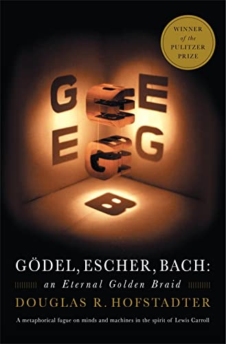9780465026562: Gödel, Escher, Bach. Anniversary Edition: An Eternal Golden Braid