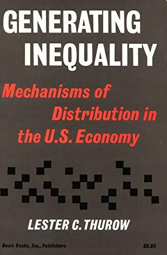 9780465026685: Generating Inequality Paper