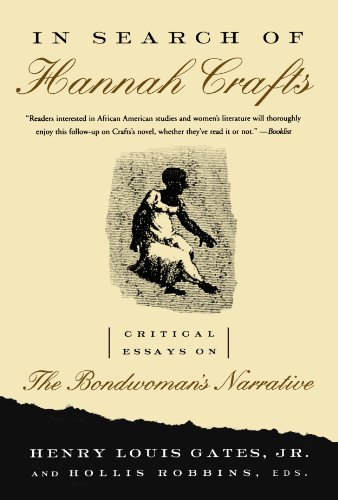 9780465027088: In Search of Hannah Crafts: Critical Essays on the Bondwoman's Narrative