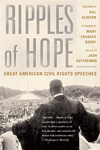 9780465027538: Ripples Of Hope: Great American Civil Rights Speeches