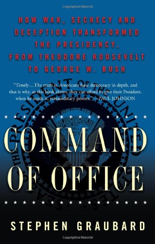 9780465027583: Command of Office: How War, Secrecy, and Deception Transformed the Presidency, from Theodore Roosevelt to George W. Bush