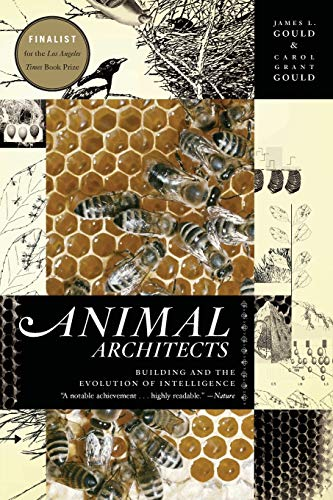 9780465028382: Animal Architects: Building and the Evolution of Intelligence