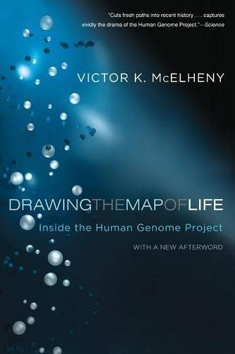 9780465028955: Drawing the Map of Life: Inside the Human Genome Project (A Merloyd Lawrence Book)