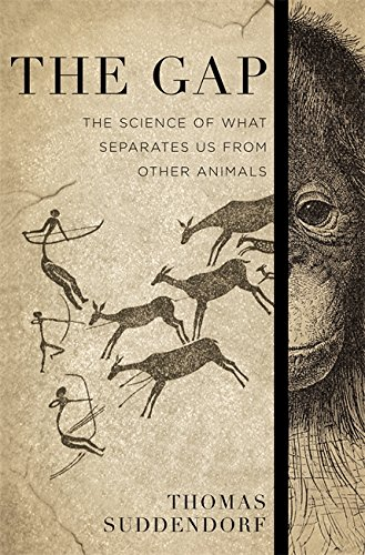 9780465030149: The Gap: The Science of What Separates Us from Other Animals