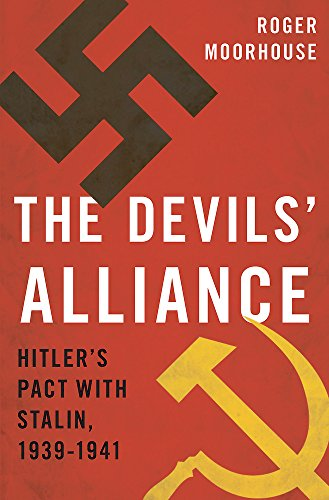 9780465030750: The Devils' Alliance: Hitler's Pact With Stalin, 1939-1941