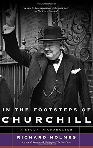 9780465030835: In The Footsteps of Churchill