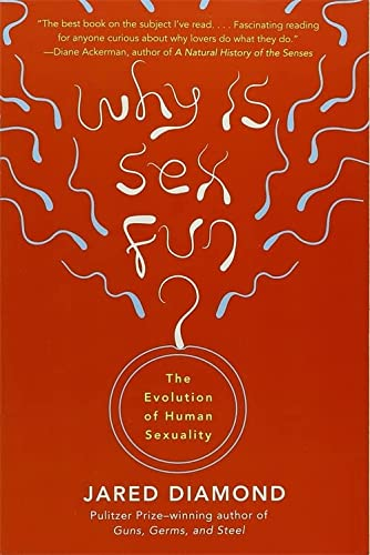 9780465031269: Why Is Sex Fun?: The Evolution of Human Sexuality (Science Masters S.)