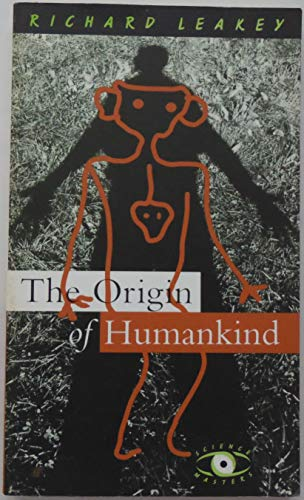 9780465031351: The Origin Of Humankind (Science Masters Series)