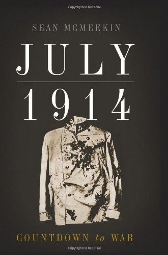 9780465031450: July 1914: Countdown to War