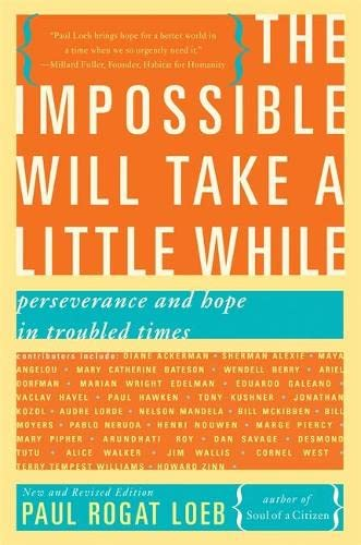 9780465031733: The Impossible Will Take a Little While: Perseverance and Hope in Troubled Times