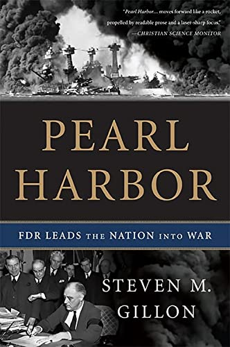 9780465031795: Pearl Harbor: FDR Leads the Nation Into War