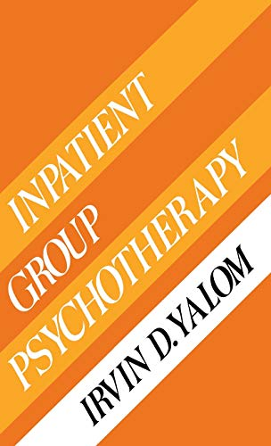 9780465032983: Inpatient Group Psychotherapy