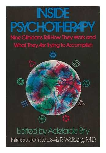 9780465033140: Inside Psychotherapy