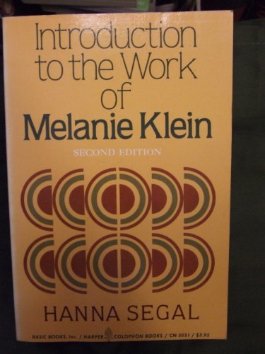 9780465035816: Introduction to the Work of Melanie Klein