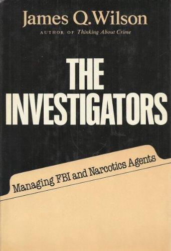 9780465035892: Investigators