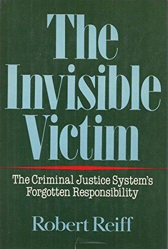 9780465035960: Invisible Victim