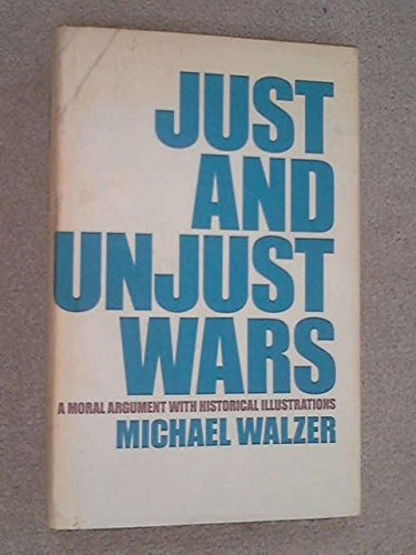 9780465037049: Just And Unjust Wars