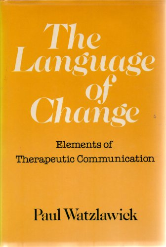 9780465037926: Language of Change