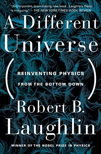 9780465038299: A Different Universe: Reinventing Physics from the Bottom Down