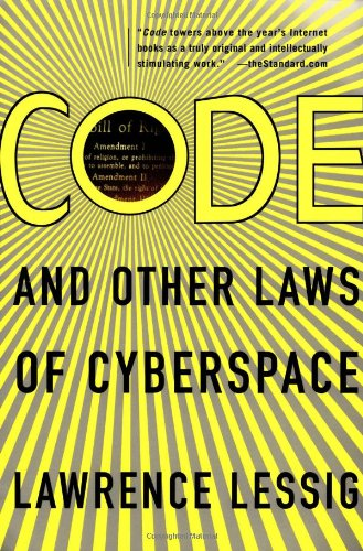 9780465039135: Code: and Other Laws of Cyberspace