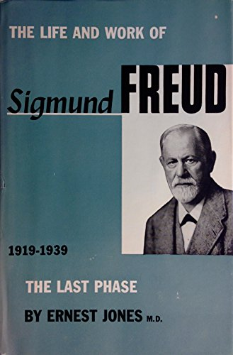 9780465040155: The Life and Work of Sigmund Freud, 3 Volumes