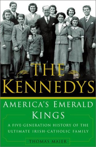 9780465043170: The Kennedys: America's Emerald Kings